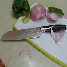 High grade damascus knife 7.5 inch chef kitchen knife VG10 Japanese steel damascus steel kitchen knives cooking tools