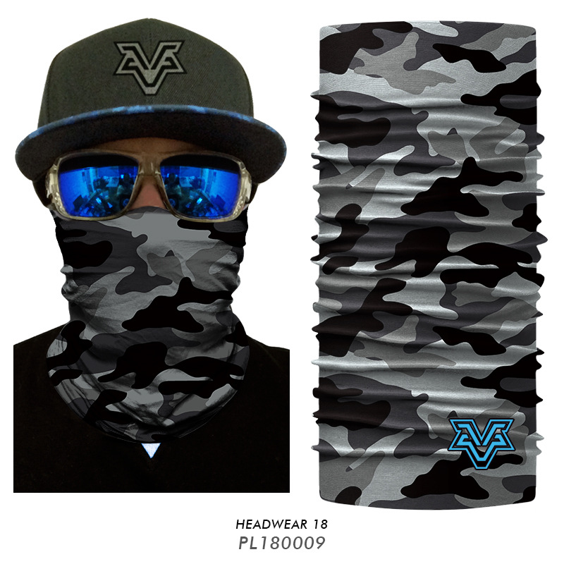 High Elastic Motorcycle Face Shield Outdoors Camouflage Neck Gaiter Cycling Motor Face Mask National Flag Seamless Bandana Scarf