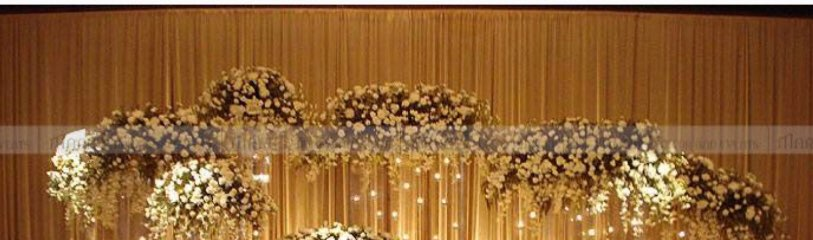TXMON High-end custom flower arrangement wedding props row flower simulation road lead flowers wall arch stage decoration placedTXMON High-end custom flower arrangement wedding props row flower simulation road lead flowers wall arch stage decoration placed
