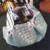 1.5 m de Algodão Crianças Tapetes de Jogo Do Bebê Esteira do Jogo Rastejando Cobertor Rodada Chilren Jogar Jogos Tapete Infantil Tapete Sala De Armazenamento saco