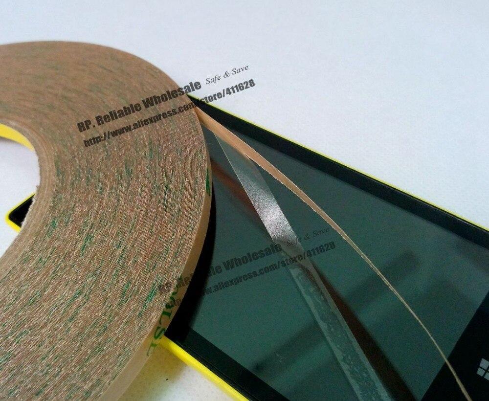 17 мм* 55 м* 0,17 мм) 3 м Универсальная супер сильная клейкая двойная Прозрачная Клейкая Лента высокотемпературная устойчивая для стекла экрана Windows