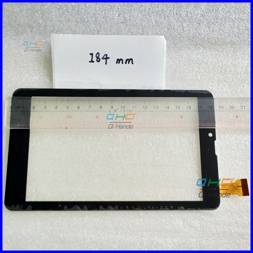 Note the picture,New 7'' inch Tablet Capacitive Touch Screen Replacement For FX-136-V1.0 Digitizer External screen Sensor black new 7 inch tablet capacitive touch screen replacement for 80701 0c5705a digitizer external screen sensor free shipping