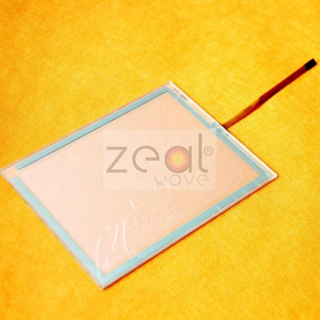 5pcs/Lot 6AV6647-0AB11-3AX0 Touch Screen Glass Panel For KTP600 6AV6 647-0AB11-3AX0 KTP