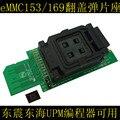 Frete grátis EMMC169/153 SD teste EMMC programador