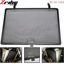 купить MT09 FZ09 for YAMAHA MT-09 FZ-09 MT 09 FZ 09 2014 2015 2017 MT09 2017 XSR900 2016 Radiator Guard Grill Grille Cover по цене 930.57 рублей