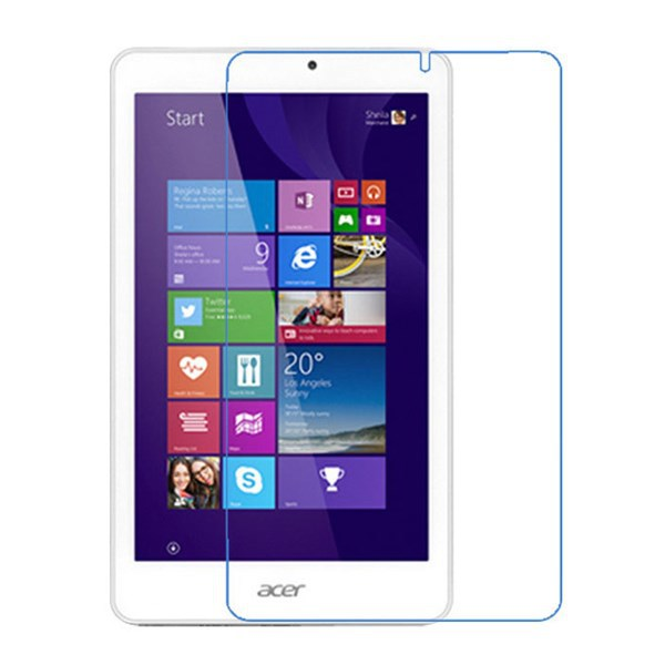 """A1-840FHD 3 Pack Clear Tablet Screen Protector Guard For 8/"""" Acer Iconia Tab 8"""