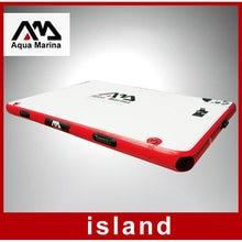 АКВА Марине 250*160*15 см плавающие борту рыболовных совет, как плавучий остров соединяться между совет продлить A01011
