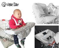 多機能ベビーカーパッドかわいい赤ちゃんのスーパーマーケットのショッピングカート保護クッション安全シートクッション簡単に carry7479