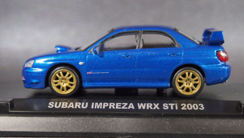 buy kyosho 1 64 subaru impreza wrx sti. Black Bedroom Furniture Sets. Home Design Ideas