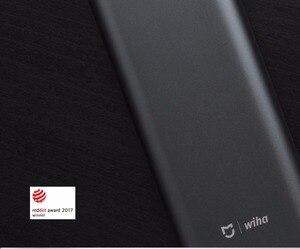 Image 3 - Набор отверток Xiaomi Mijia Wiha, комплект отверток с 24 точными магнитными насадками в алюминиевой коробке