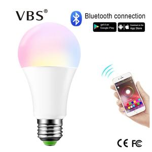 Smart Light Bulb 15W RGBW RGBW