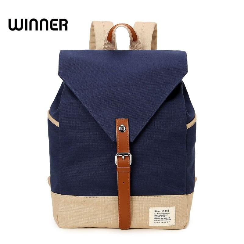 Winner Brand Fashion Unique Design Women Book Bag Ladies Backpack Bags Canvas Schoolbag Backpacks for Teenage Girls teddy mars book 2 almost a winner