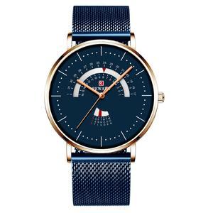 Image 2 - Relogio Masculino BELOHNUNG Mode Männer Uhr Wasserdicht Herren Uhren Top Brand Luxus herren Uhr Komplette Kalender Woche Uhr