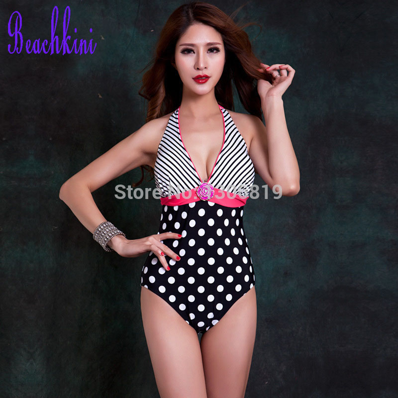 2017 Sexy One Piece Swimsuit Bandage For Women Monokini Swimwear Large Size Bathing Suit Bodysuit 2017 women sexy halter one piece swimsuit sports large size bathing suit monokini swimwear girl kyl1741 free shipping