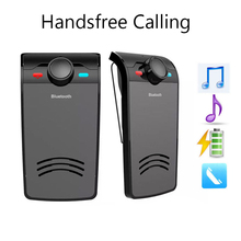 Aux Bluetooth Handsfree Car Speakerphone Manos Libres Telefono with USB Kit