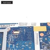האם מחשב נייד NOKOTION H000051770 ראשי הדירקטוריון מלאה DDR3 זיכרון גרפי לוח האם מחשב נייד Toshiba Satellite C850 HD7670M 2GB נבדק (4)