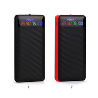 DIY Power Bank Dual USB 4x18650 Battery Case Charging Power Supply Housing 2.1A Powerbank Charger Cover No Battery