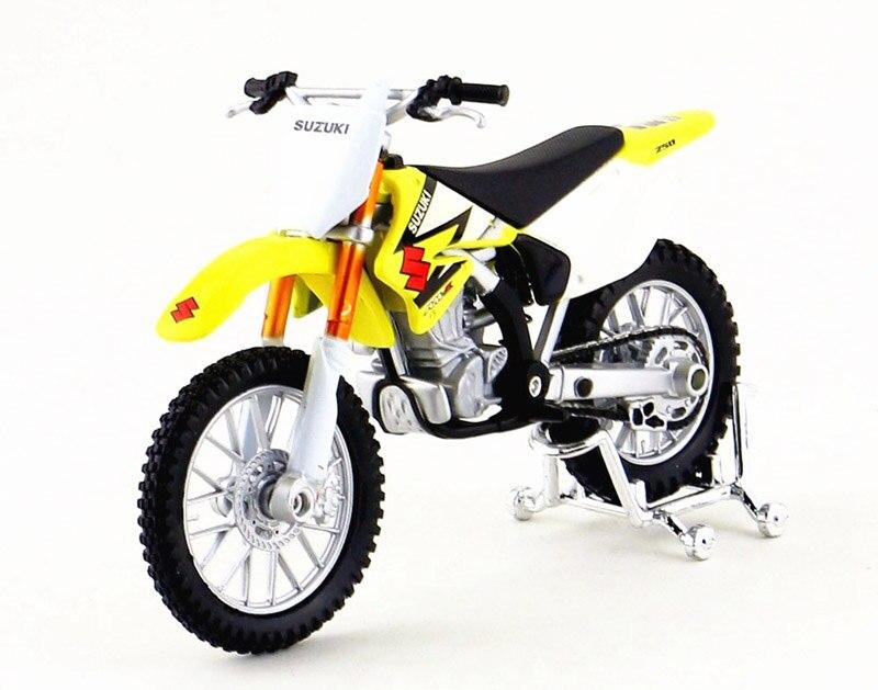 Maisto Suzuki Motorrad Spielzeug 118 Legierung Simulation