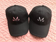Dragon Ball Z Majin Buu Babidi Family Logo Embroidered Topee Snapback Hat Black Baseball Cap