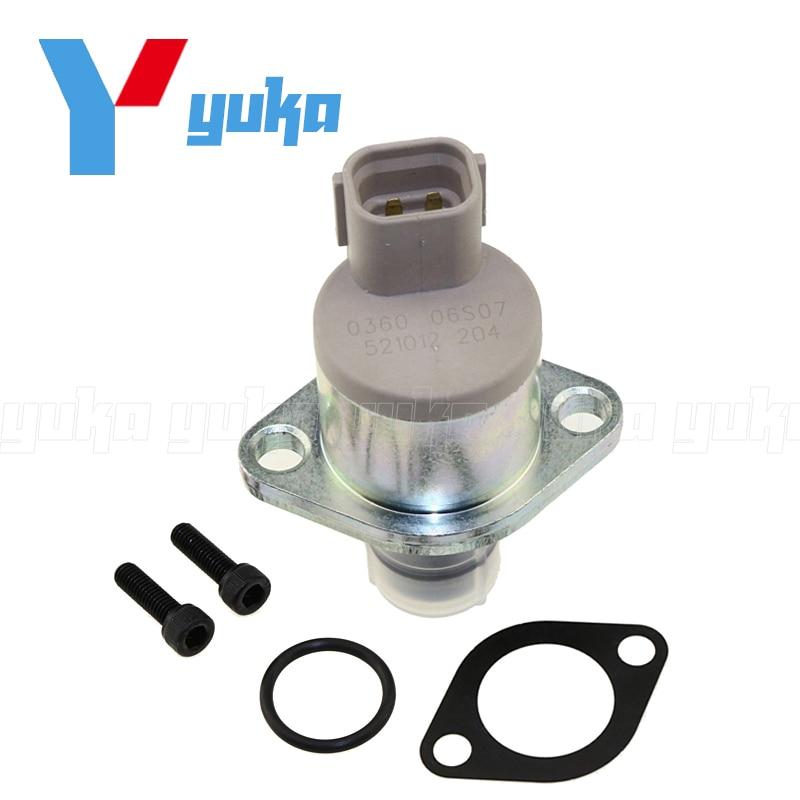 Suction Control Valve Fuel Pump Pressure Regulator 294200-0360 A6860-VM09A SCV D40 CRD Sensor 294009-0260, 294009-0160  high quality fuel pump for suction control valve scv 294009 0120 2940090120 for mazda k m