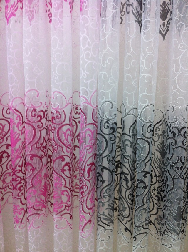 high quality butterfly lace curtains promotion-shop for high