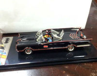 1 43 Scale Model Car 1966 Batmobile Resin Rare