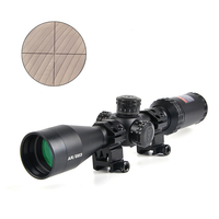 BUSHNELL 3 9x40 AR Optics 223 Rifle Scope for Target Shooting Hunting Scopes Outdoor Reticle Optic Sight Tactical Riflescope