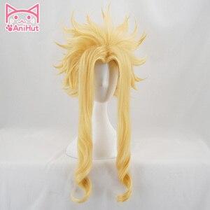 Image 2 - Toute la perruque de Cosplay de mon héros académique/académie Cosplay perruque synthétique tous les cheveux hommes