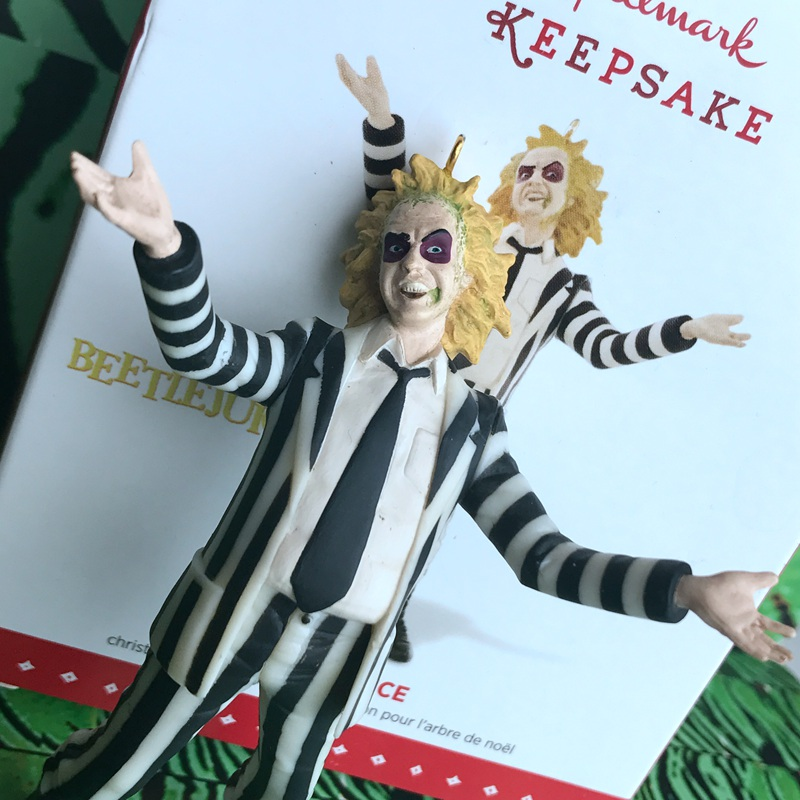 NO Box Exclusive Limited Edition 80s Movies BeetleJuice Figure Doll Beetle Juice PVC Collectible Model Toy Kids new mf8 eitan s star icosaix radiolarian puzzle magic cube black and primary limited edition very challenging welcome to buy