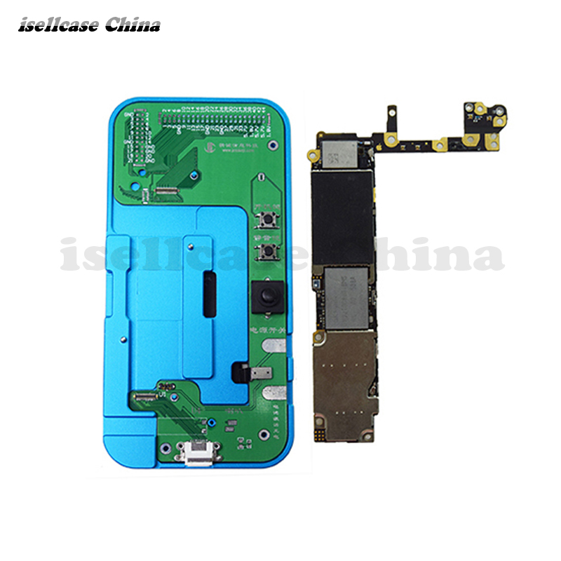 все цены на Portable Palm Mini Hard Disk Test Equipment for Repair for iphone 6S / 6S Plus Motherboard HDD Brush Tester Tools онлайн