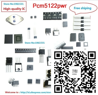 Pcm5122pwr DAC, 16 / 24 / 32BIT AUDIO 28 TSSOP 5122 PCM5122 3 pcs 3PCS/LOT In stock цены онлайн