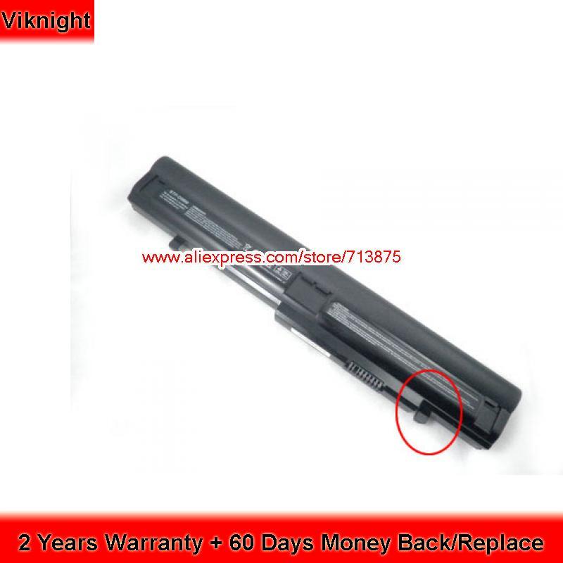 Véritable 14.4 V 4400 mAh BTP-DFBM BTP-D8BM Batterie pour Medion Akoya E6213 E6214 E6226 MD97404 MD98560 MD97724 P6630 P6630 BTP-DBBM