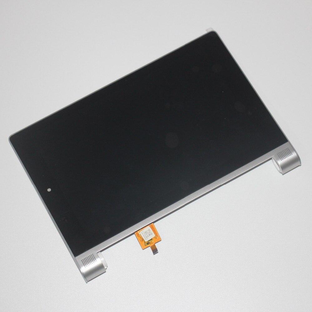 Écran LCD complet avec écran tactile numériseur capteur assemblée pour Lenovo Yoga tablette 2 830 830L 830F remplacement