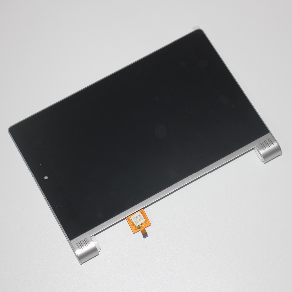 Full LCD Display With touch Screen Digitizer Sensor Assembly For Lenovo Yoga Tablet 2 830 830L 830F Replacement