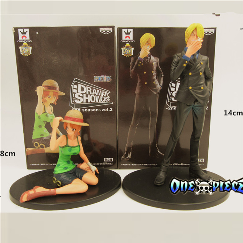 1pc/lot ONE PIECE Nami Sexy Figures Kids Toys Sanji/Nami Japanese Anime Cartoon PVC Action Figures ONE PIECE Figurine 7-14cm
