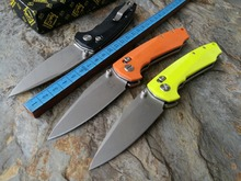 2016 Latest design JIAHENG F3 Bearing system Floding knife D2 blade 3 color G10 handle outdoor survival hunting camping tool OEM