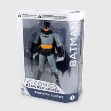 DC Comics Anime Figurine Batman PVC Action Figure Collection Model Toy 18cm