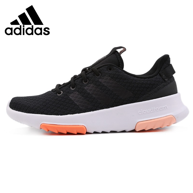 Original New Arrival 2018 Adidas NEO Label RACER TR Women's Skateboarding Shoes Sneakers