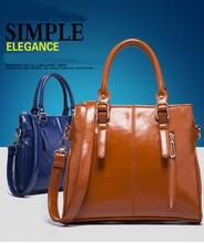2016 Brand women fashion handbag/pu American-European style shoulder handbag/leather trend tote bag/messenger bag/free shipping