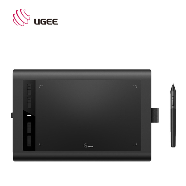 Aliexpress com : Buy UGEE Digital Graphics Tablet HK1060 PRO 10*6 inch  Digital Tablet for painting With Pen 2048 Level Drawing tablet from  Reliable