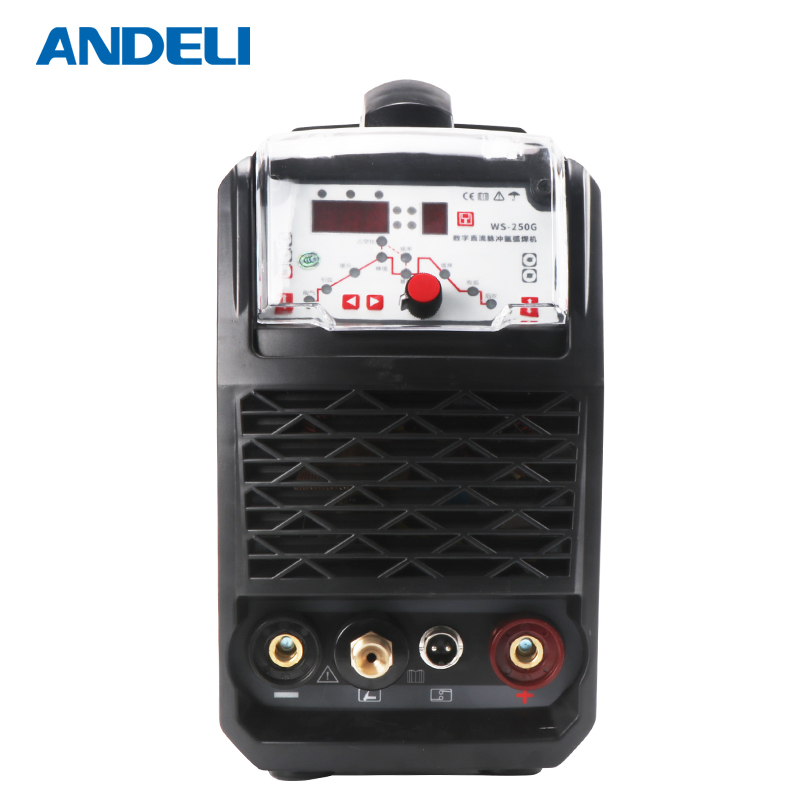 Andeli Smart Portable Dc Inverter Pulse Punt Laser Welding Equipment Machine Intelligent Tig Lasser Soldadora Mig Soldering