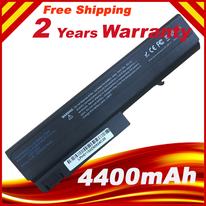 Battery for HP Notebook 6510b  6515b 6710b 6710s NC6400 NX6125 NX6325  NC6230 NX6115  NX6110 NX6310 NC6220  NC6120 NX6120