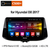 Ownice C500+ G10 Octa Core RAM 2G 32G Android 8.1 for Hyundai i30 2017 2018 Car DVD Player GPS Radio stereo Video head Unit 4G