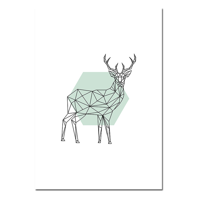 Picture 2 Woodland animal wall stickers 5c64f8b255695