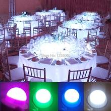 Bulblite беспроводной Перезаряжаемый RGB светодиодный светильник ing система драйвер Водонепроницаемый, светодиодный светильник под стол для украшения рождественской вечеринки