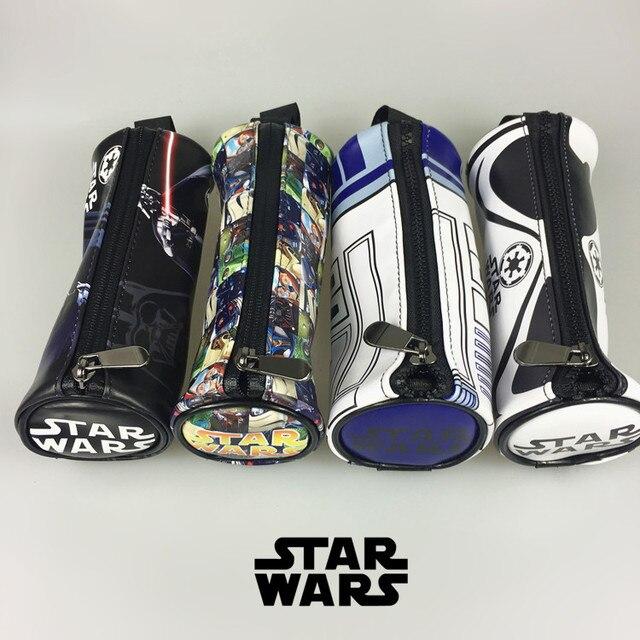 Star Wars School Leather Pencil Case