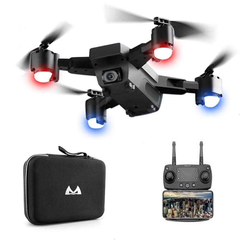 Offre Spéciale FPV RC Drone Avec Vidéo En Direct Et Retour À La Maison Pliable RC Avec HD 1080 p Caméra Quadrocopter Retour Maison pliable jouet