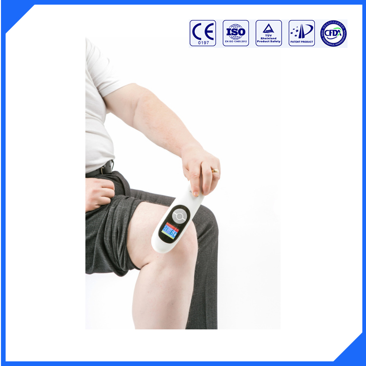 Handheld pain relief machine physical therapy device for pain of anybody soft laser healthy natural product pain relief system home lasers