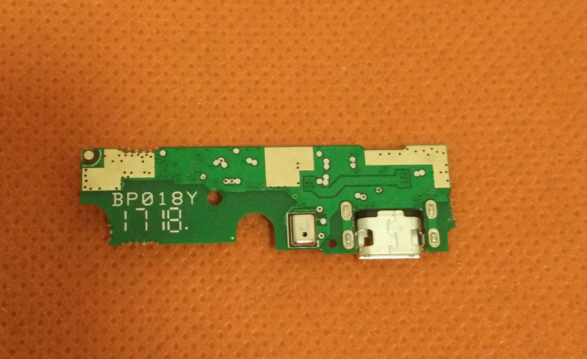Original USB Charger Board for Ulefone Power 2 MTK6750T Octa Core 5.5 FHD Free shipping