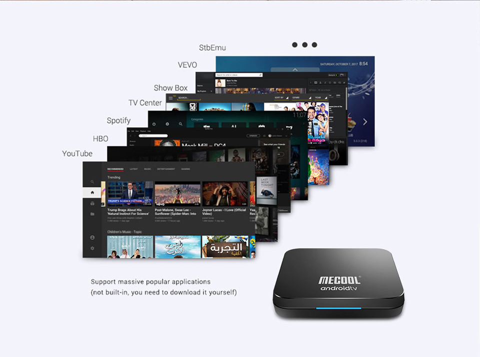 Italy IPTV Spain France 4K Android 9.0 KM9Pro S905X2 BT 4.0 Dual-Band Wifi SUBTV 1 Year Code IPTV Portugal Germany smart box     (15)